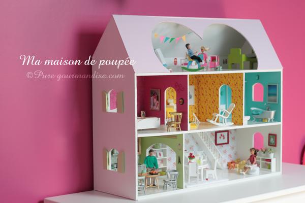 Ma maison de poup e 3 pure gourmandise le blog for Comment puis je construire ma propre maison